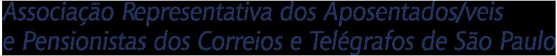 Associação Representativa dos Aposentados/veis e Pensionistas dos Correios e Telégrafos de São Paulo