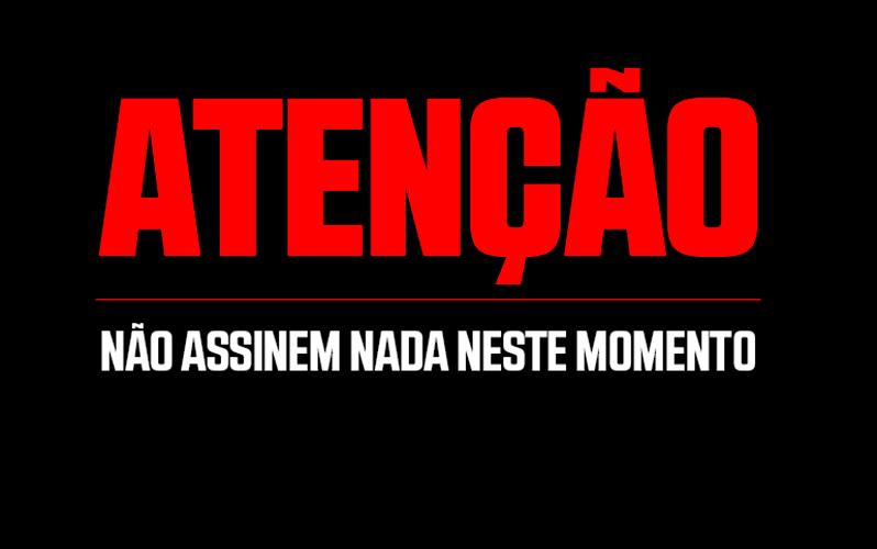 Atenção: URGENTE!!!