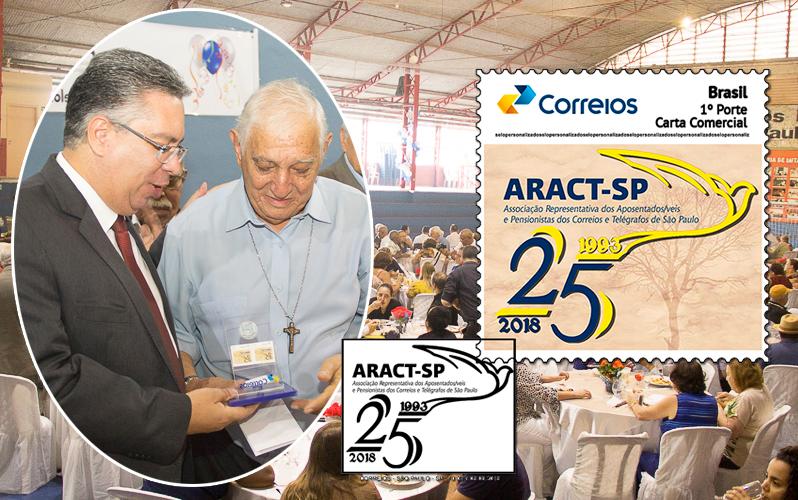 25 anos de ARACT-SP – Memórias, homenagens e celebração à luta Ecetista