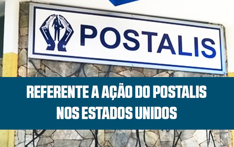 REUNIÃO NO POSTALIS