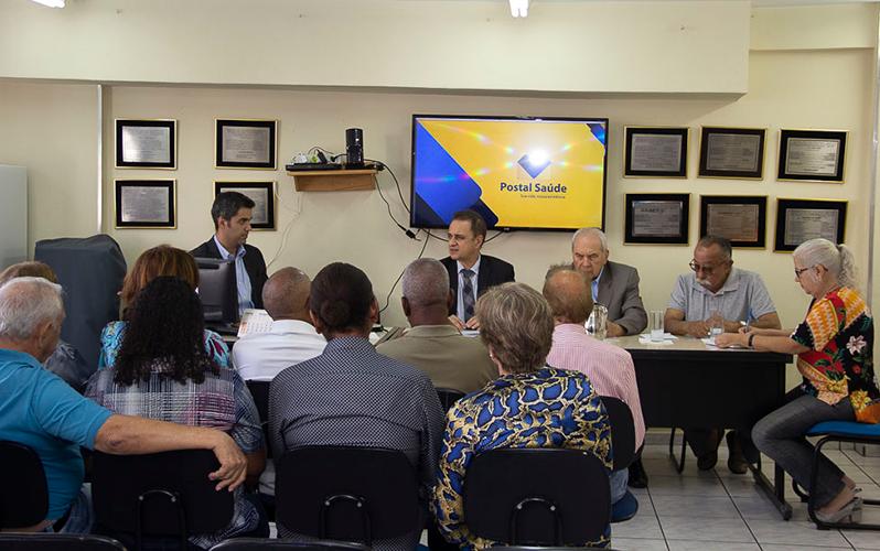 Galeria: Reunião Aract-SP e Postal Saúde (02/04/2019)