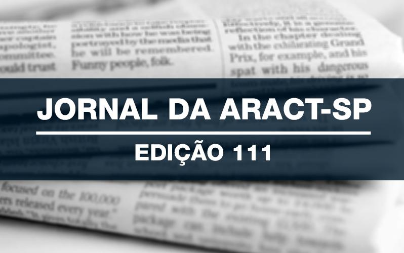 JORNAL DA ARACT – EDIÇÃO 111