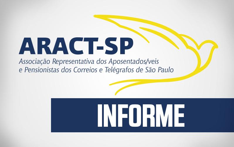 Informe aos Associados ARACT-SP