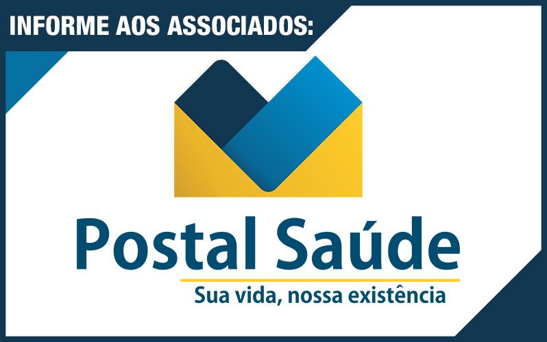 Informe Postal Saúde aos Associados