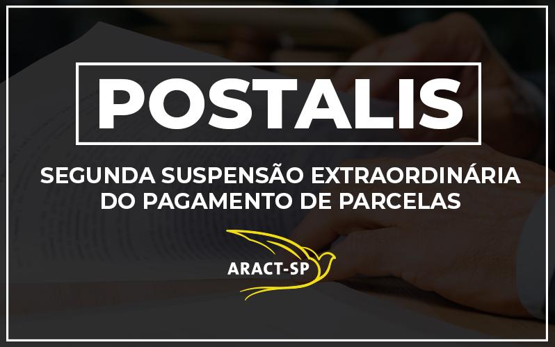 Atenção participantes do Postalis com Empréstimo Ativo